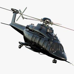 3d model bell 525