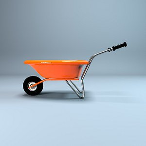 Wheelbarrow 3D