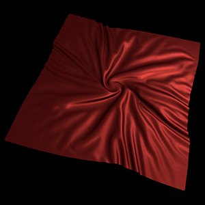 3D fabric background