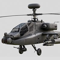 Apache AH64D