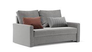 BACKSEDA  sofa 3D model