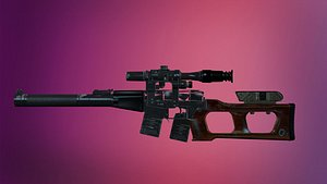 3D weapon unreal engine
