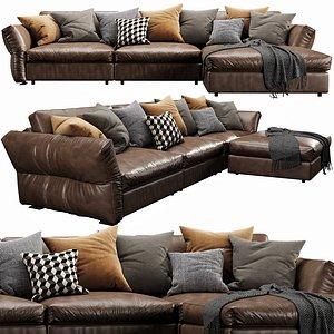 flexform chaise lounge model