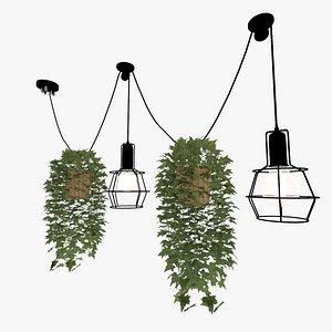 3D hanging decorative set