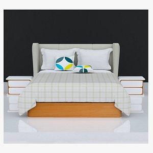 3D model BED 24