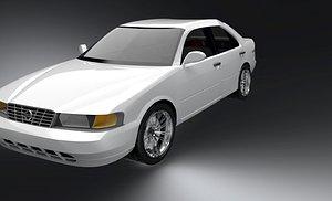Nissan Sunny Sentra 3D model