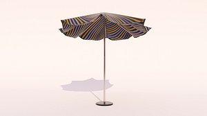 Colorful Umbrella model