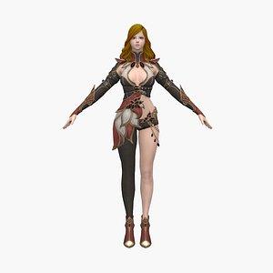 archer girl model