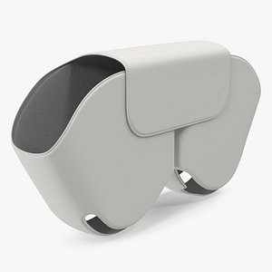 3D case white airpods