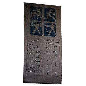 3D Posters USSR 01 06 model