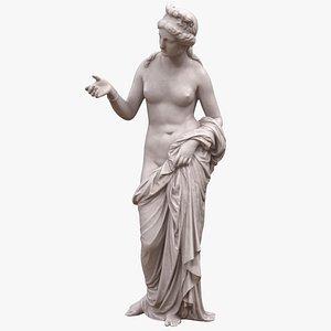 Venus Holding Gesture 3D model
