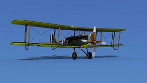 3D Airco DH-4 V02 RAF