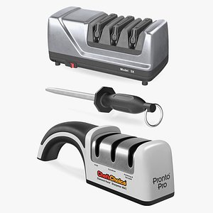 3D knife sharpeners 2 sharp