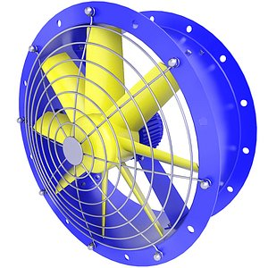 3D cooling power distribution model