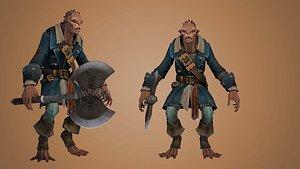 goblin war model