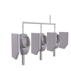 Urinal Pot 02 model