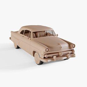 1954 Ford Crestline model