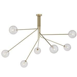 3D model chandelier nickel