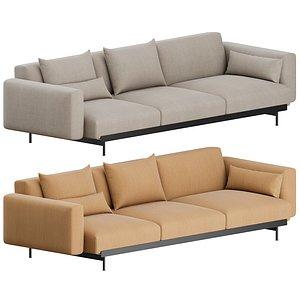 3D model situ seater sofa