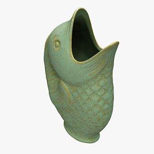 Vase 06 3D