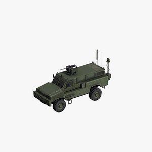 RG-31 Charger MRAP model