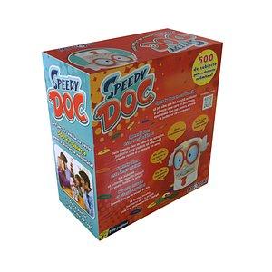 3D Speedy Doc Toy Box