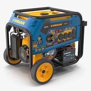 FIRMAN T07571 Tri Fuel Generator model