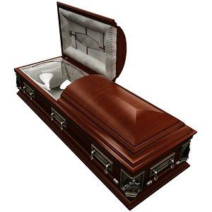obj coffin