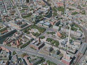 3D berlin city r