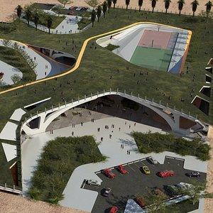 Park 3D