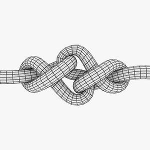 knot model