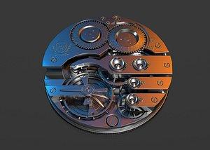 Clockwork model