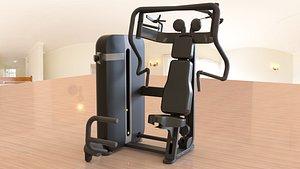 gym equipment model