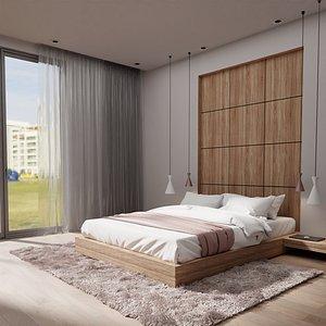 blender bedroom room