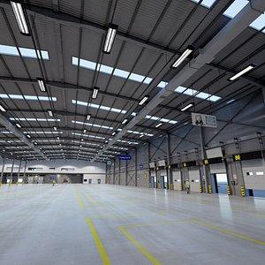 3D Big Warehouse