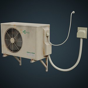 Air Conditioner 5B 3D model
