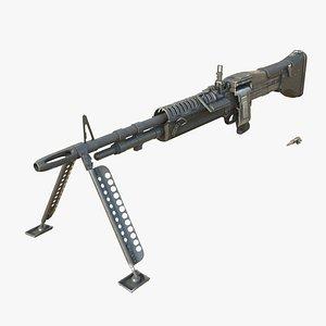 m60 machine gun max