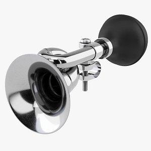 3D horn model