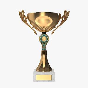 3D award cup