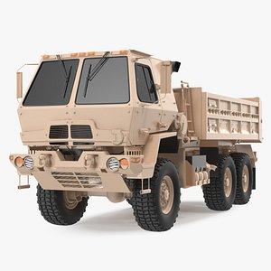3D Oshkosh FMTV Dump Truck Exterior Only