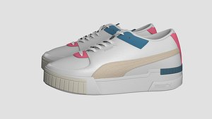 puma sneaker 3D