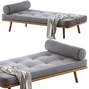 day bed 3D