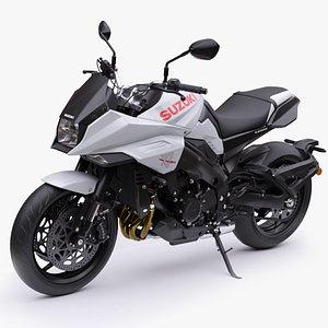 Suzuki Katana 2019 3D