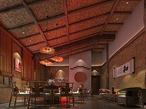 Farmhouse Roundtable Hotel Balcony rooms 3D