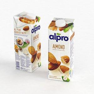 Alpro Almond 1L 2021 model