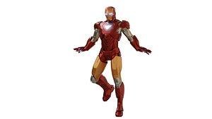 3D Ironman model
