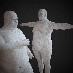 3D base mesh basemesh