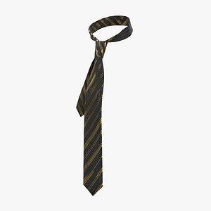 3D fashion tie