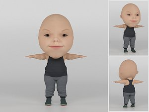 3D HumptyDumpty model