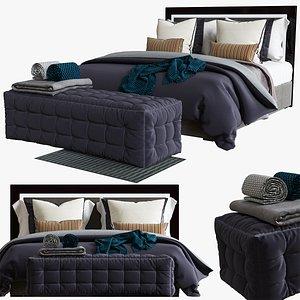 bed 46 3d model